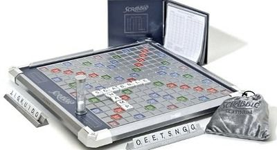 Scrabble Platinum Edition