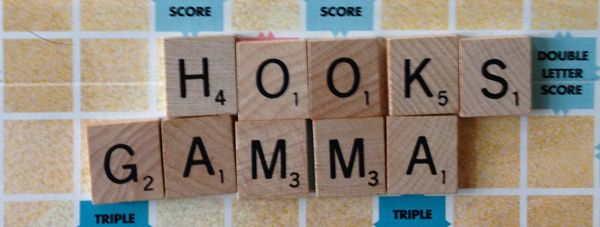 This way you can form several hook words with just one word.