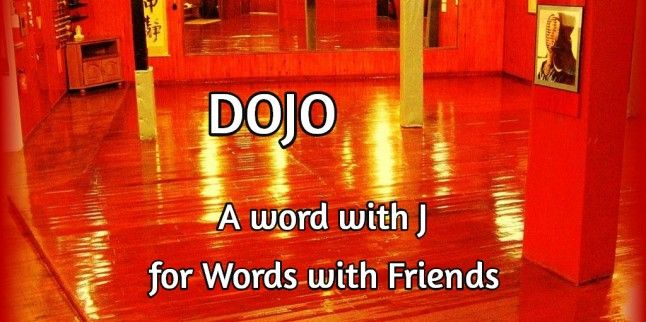 Dojo a word with j for wwf