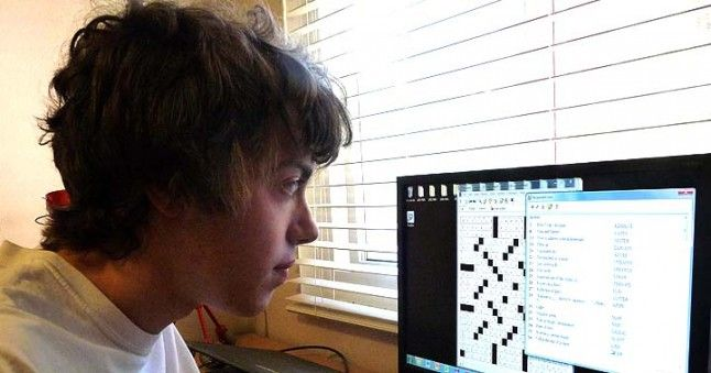 picture relating to Merl Reagle Printable Crossword Puzzles referred to as David Steinberg is setting up crosswords