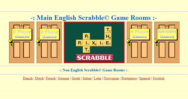 Playing Scrabble Online With the Pixie Pit