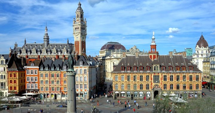 The Scrabble World Championship 2016 will take place in Lille