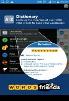 words with friends dicitionary