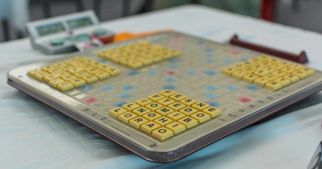 scrabble training hints from berofsky