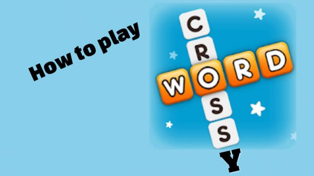 How to play Word Crossy