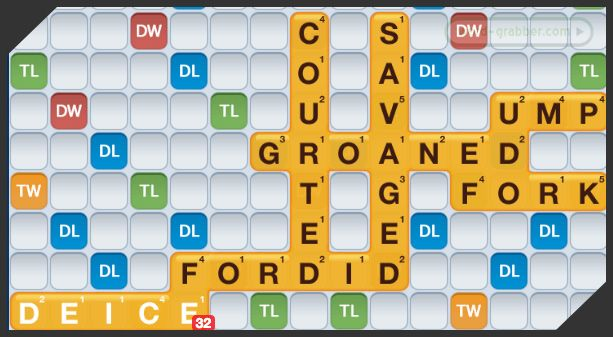 right words for words with friends