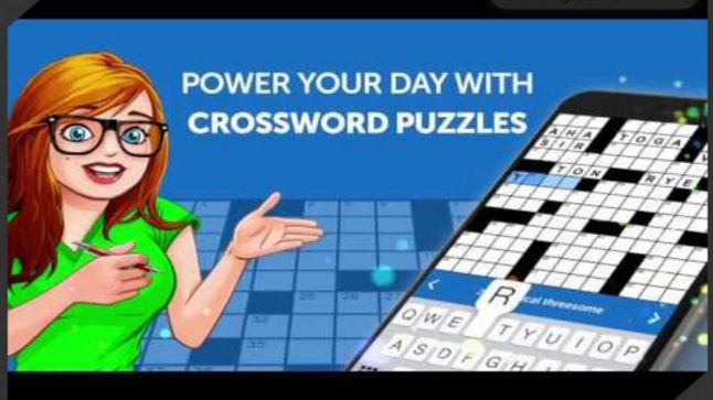 title screenshot crosswords with friends review