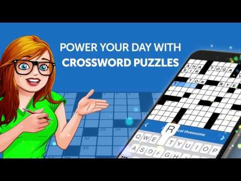 Power up with Crosswords with Friends