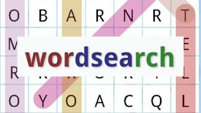 word search review how to play the game word grabber searching words with word search a review publicscrutiny Choice Image