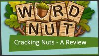 word nut review word game