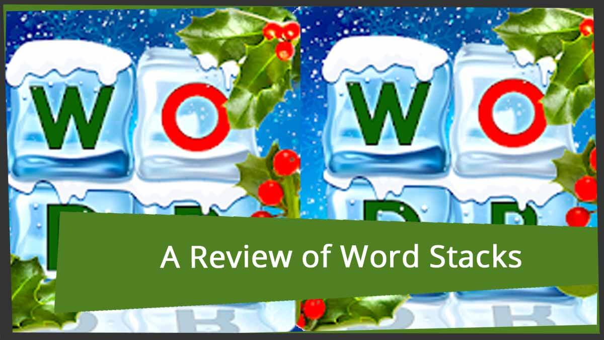 Review Word Game App by People Fun