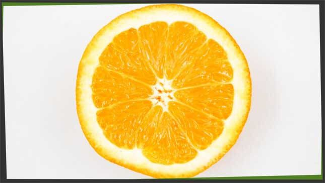 citrus fruit orange