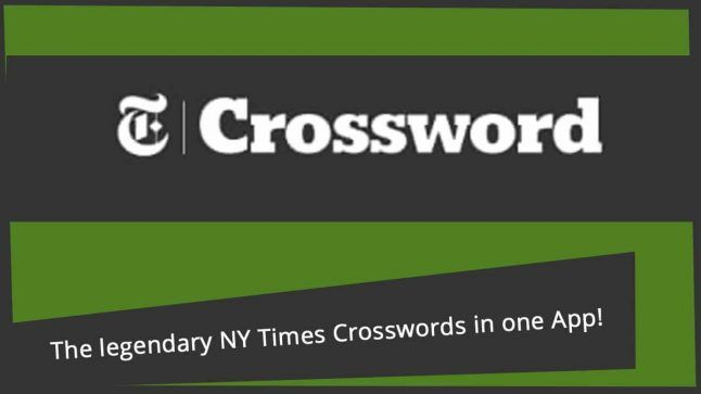 image about Printable Ny Times Crossword Puzzles named Acquire your Vocabulary with the NY Periods Crossword! phrase