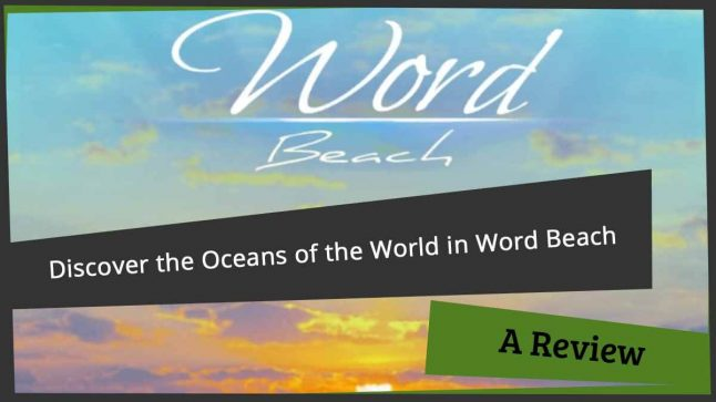 word beach word game app