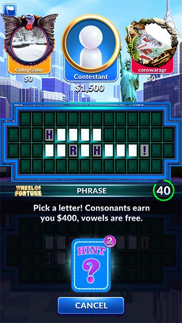 Same Letter Wheel Of Fortune.Wheel Of Fortune Play The Original