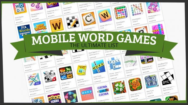 Mobile-Word-Games