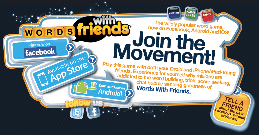 Words-With-Friends-Website