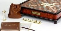 The Scrabble Luxury Edition Board Game